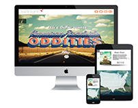 American Oddities Interactive Game