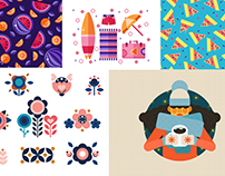 FREE DESIGN & ILLUSTRATION TUTORIALS FOR TUTS+ 2017