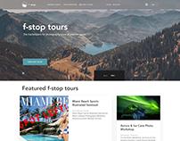 Tour & Travel based Websites