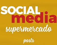 Social media Supermercado