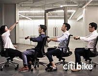 Citibike Campaign - An easier way to travel