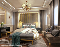 Design and Visualization of Master Bedroom