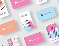 Antoniya Puleva Branding Design