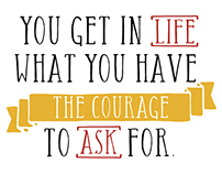 Motivational Quote - Oprah
