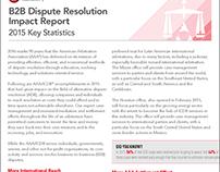 B2B Impact Report: 2015 Key Statistics