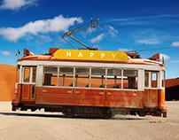 Happy Tram