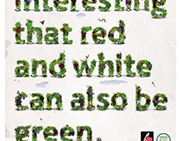 Red, White & Green