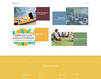 Site de projetos- Mapa Educação/CaindonoBrasil/Vekante