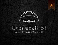 Droneball SI Logo Design