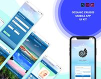 Oceanic Cruises Mobile App