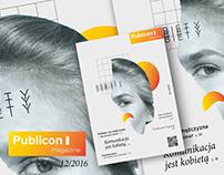 Publicon Magazine - skład publikacji