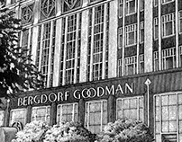 Bergdorf Goodman Advertisement
