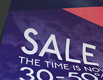 Aritzia Sale Posters