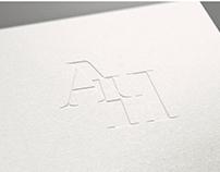 A.H. Logo Design