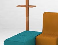 modular sofa for millennials