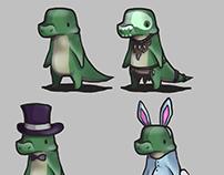 Gator Swamp Assets