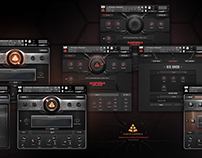 Audio Imperia Kontakt GUI Post Production