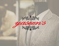 Yaseen's Branding