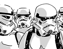 Storyboard Milan Star Wars Day