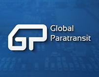 Logo & website design for Global Paratransit Inc.