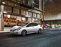 References CW 09/18 - Nissan Leaf