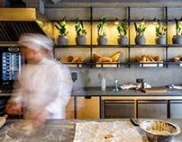 ethno-loft by Zen design for eco fast food
