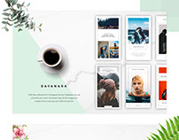 Freebie* Dayanara Instagram Stories Templates