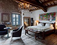 Catalan Farmhouse by Ana Engelhorn Interior Design Ltd