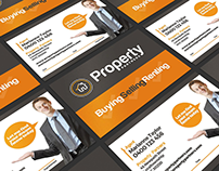 30+ Modern Real Estate Business Card PSD Templates