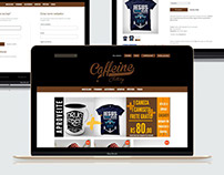 Caffeine Clothing | E-commerce