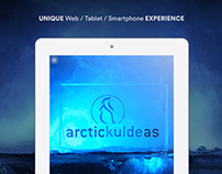 Arctic kulde - Full responsive website