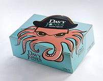 Davy Jones Fresh Squid