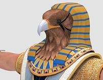 3D Horus Model