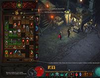 Diablo 3 Stash Improvement Concept