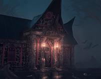 Vampire House Design
