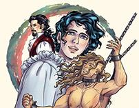 COLORIST - Samsara