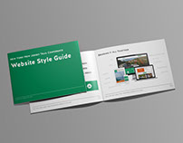 NYNJTC | Website Style Guide