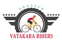 Vatakara Riders Logo