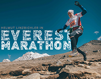 HELMUT LINZBICHLER IN EVEREST MARATHON, 2016