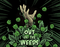 Out of The Weeds Label
