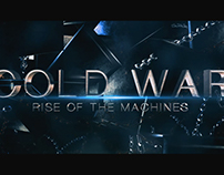 Blockbuster Trailer - Cold War - After Effects Template