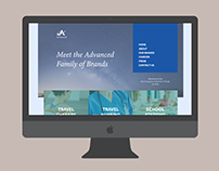 Advanced Personnel Services Corporate Website