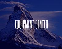 Brand book MOUNTAINS - equipment center
