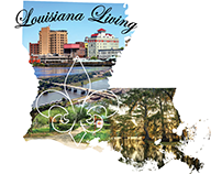 Louisiana Living logo