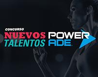 Powerade - Ojo de Iberoamérica Nuevos Talentos