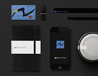 NET SYSTEM || lifting logo + branding