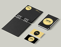 COME! Spanish food restaurant Branding
