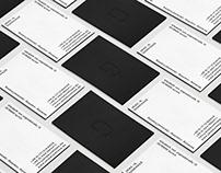 Corporate design for Jens Gunnar Dunkhase