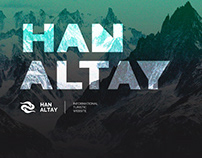 HAN-ALTAY / informational touristic website