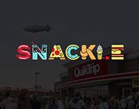 Snackle Wordmark